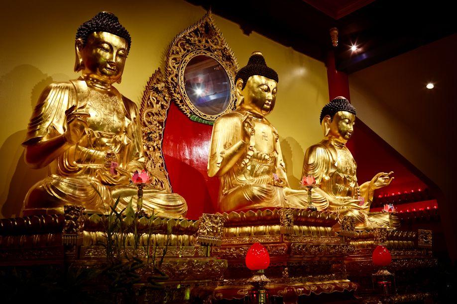 5 Day Meditation Retreat with Venerable Jiandu
